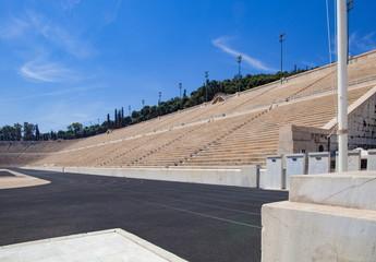 ギリシアのオリンピックスタジアム