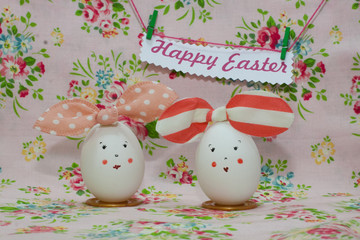 easter funny eggs