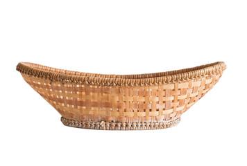 Плетёная корзинка для хлеба