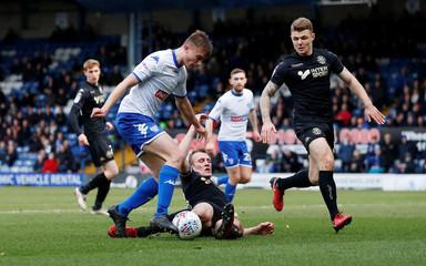 League One - Bury vs Wigan Athletic