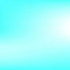 Blue abstract background.Blur gradient