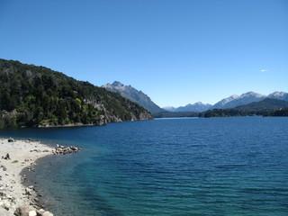 Lake in Bariloche, Patagonia - Argentina