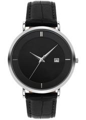Beyaz arka fon üzerinde kol saati