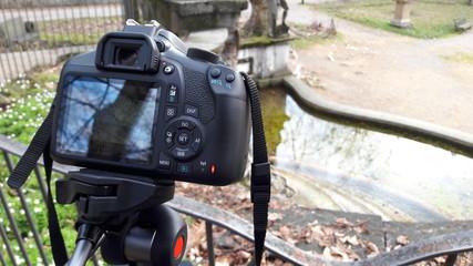 Fotografare all'aria aperta - passione e lavoro