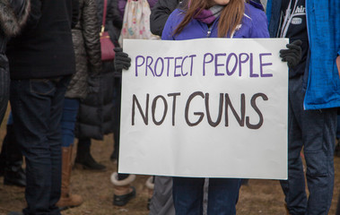 Protect people not guns