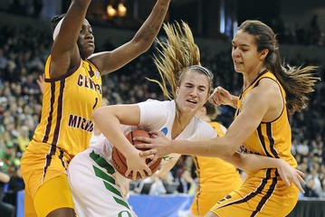 NCAA Womens Basketball: NCAA Tournament-Spokane Regional