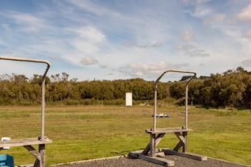 Clay Target Shooting Range