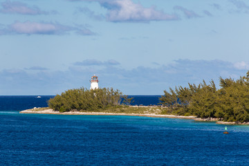 The Lighthouse in Nassau
