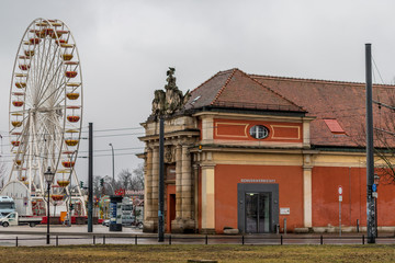 Riesenrad in Potsdam
