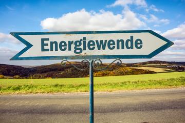 Schild 251 - Energiewende