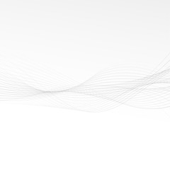 Modern thin grey blend lines abstract layout template