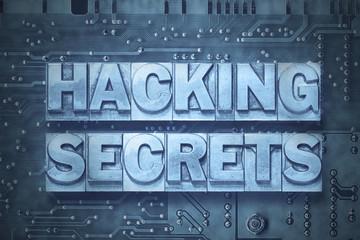 hacking secrets-pc