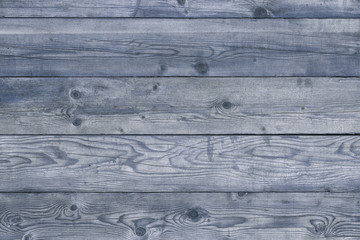 Old blue aged barn wall wood background