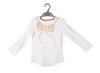Childrens cotton blouse.