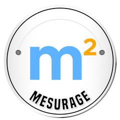 Icône immobilier - mesurage