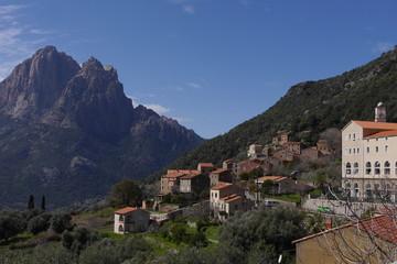 Ota, Les Calanches, Korsika