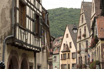 kaysersberg, alsazia, francia