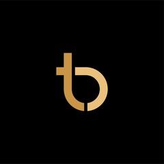 b logo style