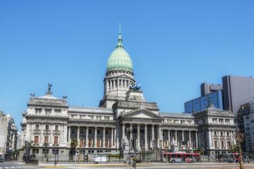 Building of Congress, Buenos Aires, Argentina