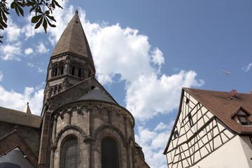 Selestat,Alsazia, Francia