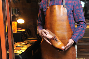 master and made leather handmade shoes