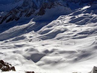 zugspitze best weather winter