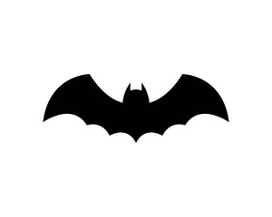 bat vector icon template