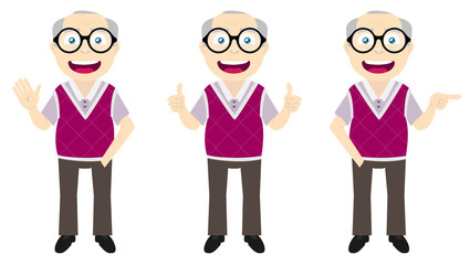 Old Man Set v1a