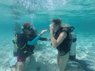 Scuba dive course in Rarotonga Cook Islands