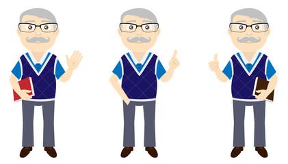 Old Man Set v1b