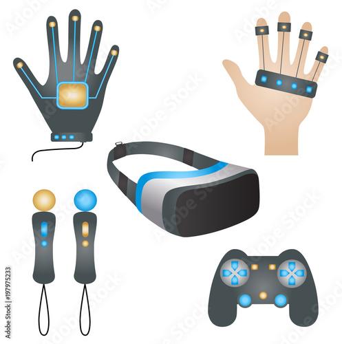 8a05b443b9ad Virtual reality headset glasses