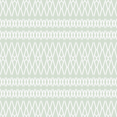 Seamless geometric pattern of multiply X shapes in pastel colors