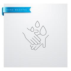 icône lavage des mains