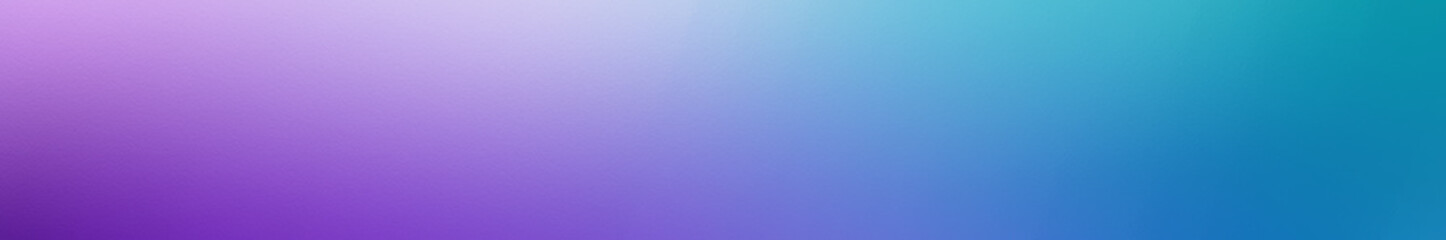 Blue and purple web site header or footer background