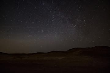 Nacht in Düne