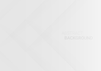 White geometric texture vector background