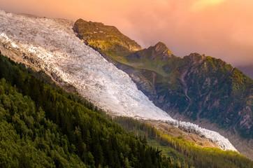 Glacier des Bosson