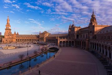 Place d'Espagne Seville 1