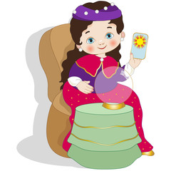 Small fortune teller