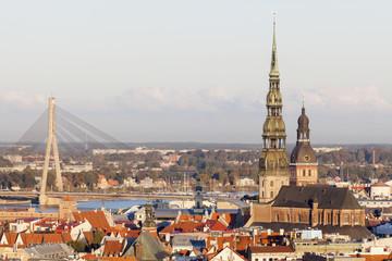 St. Peter Church in Riga