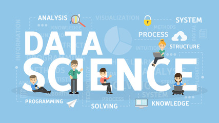 Data science concept.