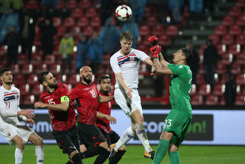 International Friendly - Albania vs Norway