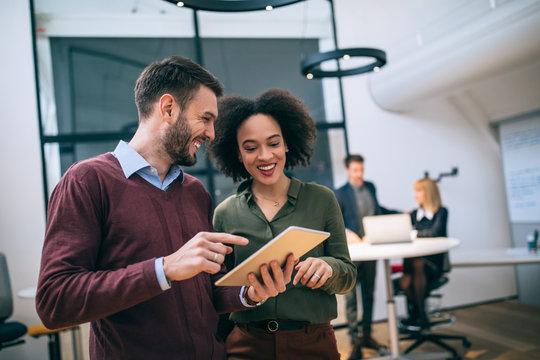 Working together towards customer satisfaction