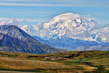 Mount Denali in Alaska