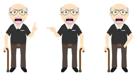 Old Man Set v1c