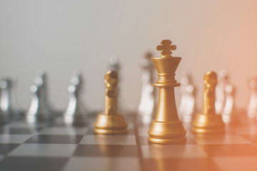 Leader in Chess and Success