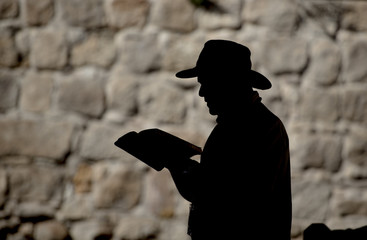 Bible Study in the Holy Land