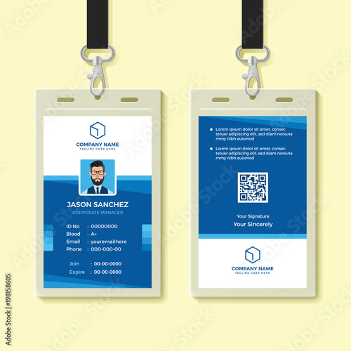 - On Card Pic And Royalty-free Files Stock com Employee Vector