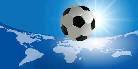 football - foot - ballon de foot - ballon - symbole - coupe du monde - monde - but - goal - sport