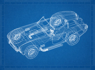 Search photos car 3d blueprint old car 3d blueprint malvernweather Choice Image
